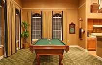Game Room in Clubhouse